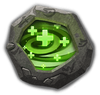 Regenerate Insignia - Raises Hero