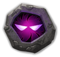 Unholy Pact Insignia - Increases ATK by 110% but also increases DMG received by 20%.