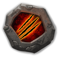 Sunder Insignia - Attacks deal (100%ATK+1800) more DMG. 20% chance to also deal DMG equal to 7% Max HP.