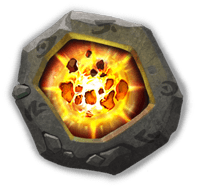 Self Destruct Crest II - Deals 100% damage to nearby enemies upon death.