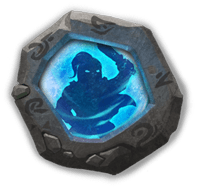 Bulwark Insignia - Increases ATK and Max HP in battle by 12%.