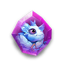 "Cold Drake Crystal - Guarantees a Super Pet and raises ""Mutant"" chance by 50% during Spawning."