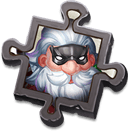 Santa Burglar Scrap - Exchanges for the specific Santa Boom Skin. Use to enhance Skin Effects.