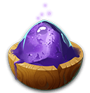 Magic Powder - Grants Magic Powder, which can be used to join the Floating Isle event.