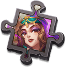 Fortune Teller Scrap - Exchanges for the specific Water Priestess Skin. Use to enhance Skin Effects.