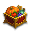 Gratitude Chest - Open to get some rewards.