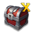 Castle Chest X - Grants random reward(s).