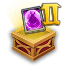 Legendary Hero Select Box II - Use to choose a reward from the Rewards List.
