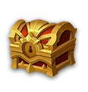 Guild Chest IV - Grants a reward for Contribution.