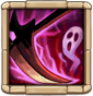 Soul Harvest Deals 180% DMG to 2 enemies on the battlefield and restores HP equal to 15% of DMG dealt.